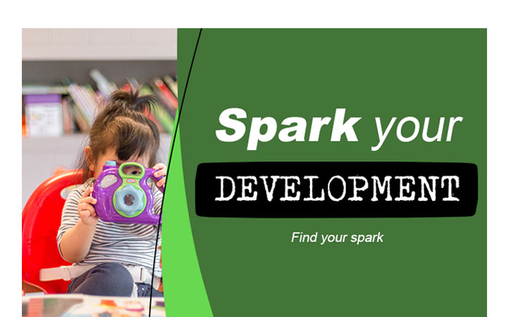 Find Your Spark at PPLD