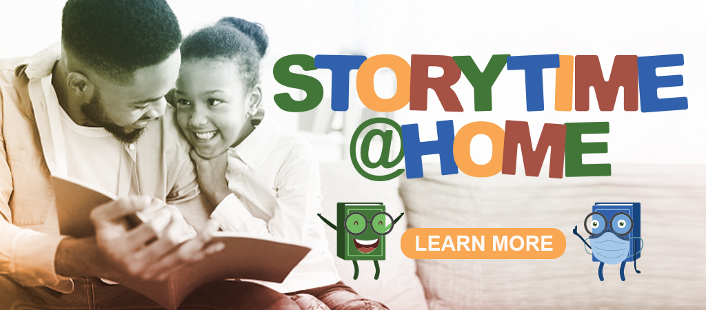 Slide Storytime at Home