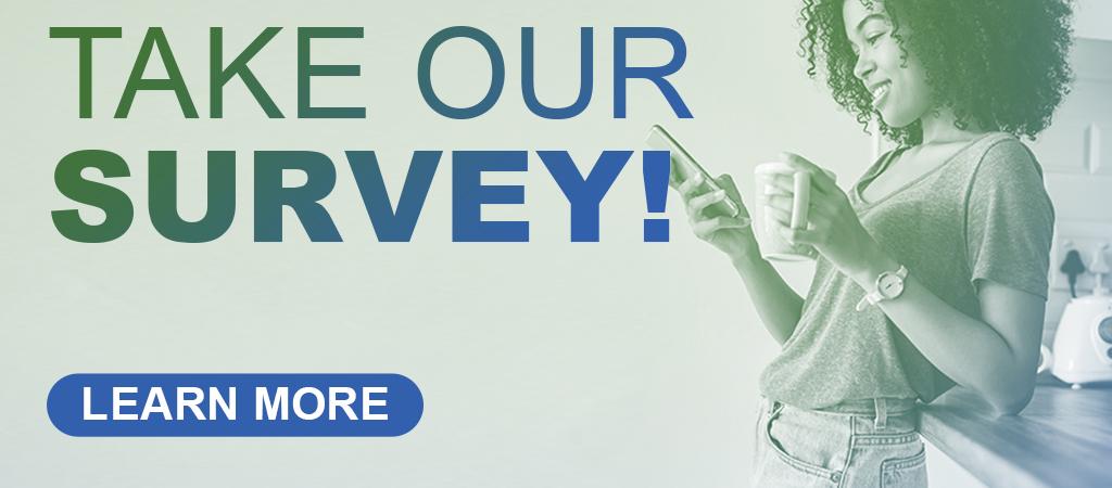 Slide Take Our Survey