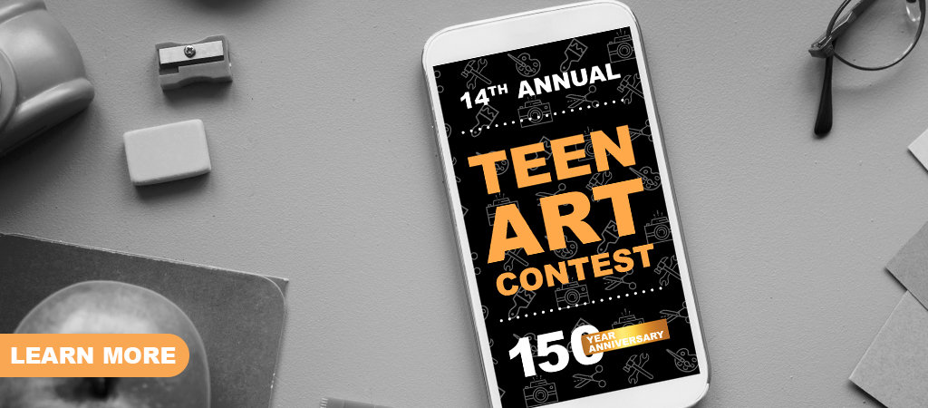 Slide Teen Art Contest - 2021