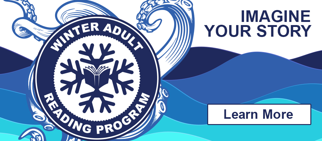 Winter Adult Reading Program 2020