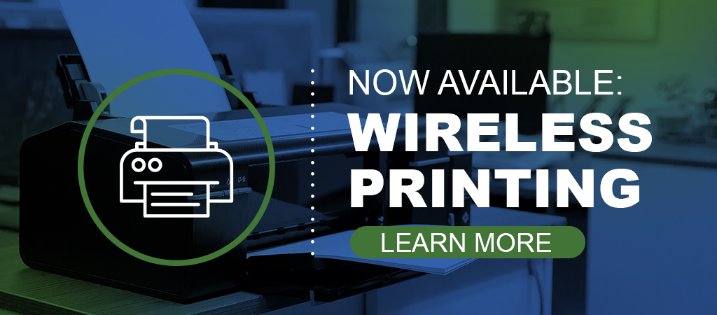 Curbside Wireless Printing