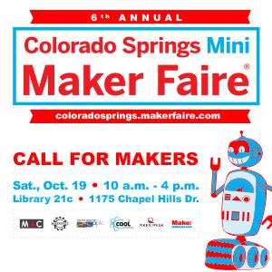6th Annual Colorado Springs Mini Maker Faire