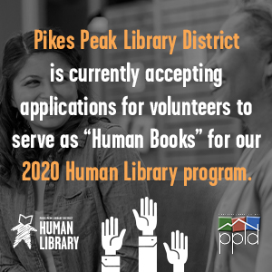 "Human Library: Call for ""Human Books!"""
