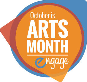 October is Arts Month!