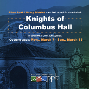 Grand (re)Opening of Knights of Columbus Hall!