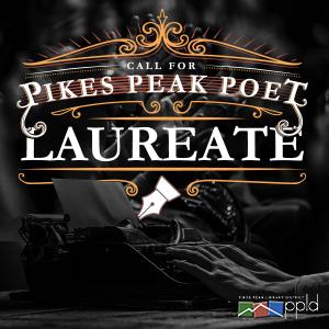 Pikes Peak Poet Laureate Call for Applications