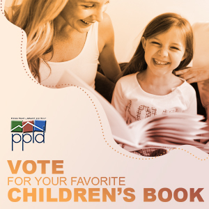 Vote for Your Favorite Children's Book!