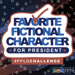 PPLD Challenge: Fictional Character for President
