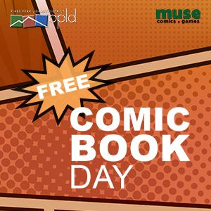Free Comic Book Day!
