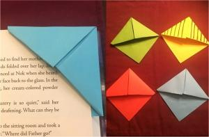 Tween Twist: Harry Potter Bookmarks