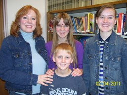 Featured Homeschool Family--The McKinney's
