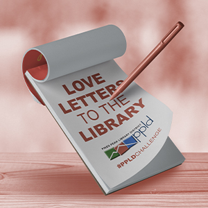 PPLD Challenge: Library Lovers Month