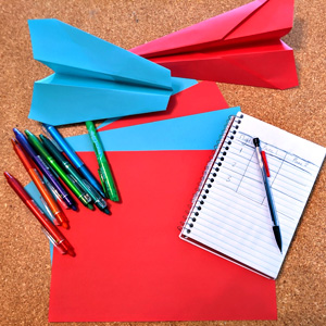 Kids Stem: Paper Airplane Challenge