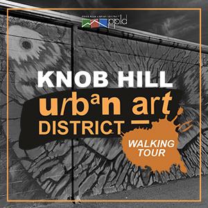 The Knob Hill Urban Art District Walking Tour