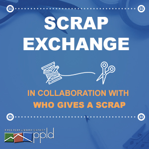 Scrap Exchange with Who Gives a Scrap image