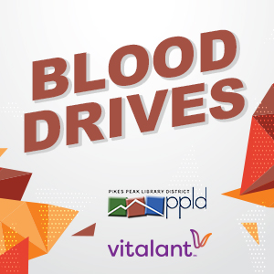 Blood Drives at the Library