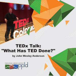"""What has TED Done?"" - A TED Talk"