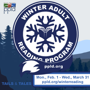 Winter Adult Reading Program: Tails & Tales