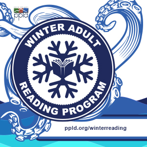 Winter Adult Reading Program: Imagine Your Story
