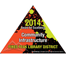 PPLD Receives Award for Excellence in Community Infrastructure
