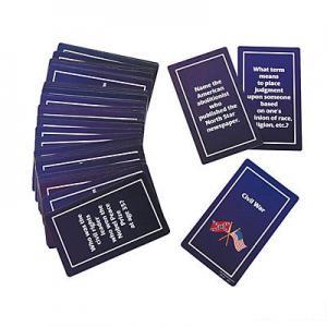 Black History Cards