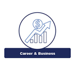 career and business image