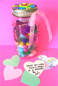 Cupboard Crafts & Experiments: Conversation Hearts