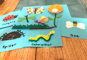 Kids Make: 3D Garden Art