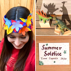 Kids Make: Summer Solstice Celebration Crafts