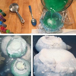 Kids STEM: Ice Volcanoes