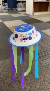 KidsMake: 3D Jellyfish
