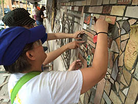 Penrose Library Mural Project