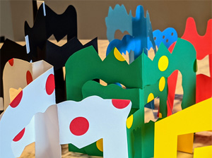 Kids Make: Paper Sculptures that Pop!