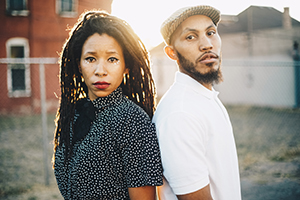 Aja Black and Big Samir of The Reminders