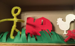 Tween Twist: Farm Dioramas