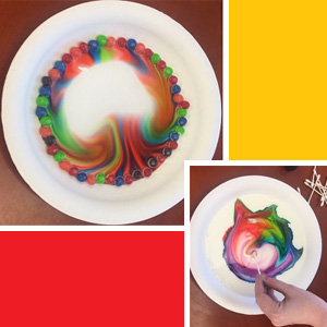 Kids STEM: Colorful Science