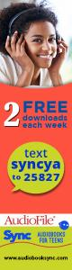 Two free downloads. Text syncya to 25827