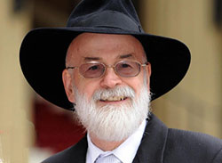Terry Pratchett: April 28, 1948 - March 12, 2015