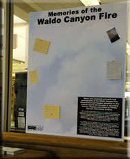 Memories of the Waldo Canyon Fire