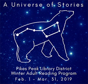 Winter Adult Reading Program: A Universe of Stories